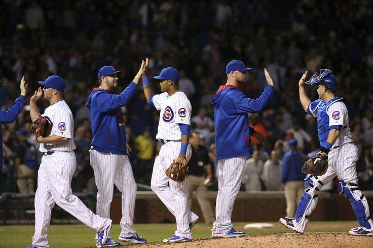 Cubs playoff tickets? Yep. http://trib.in/1Ln7arU