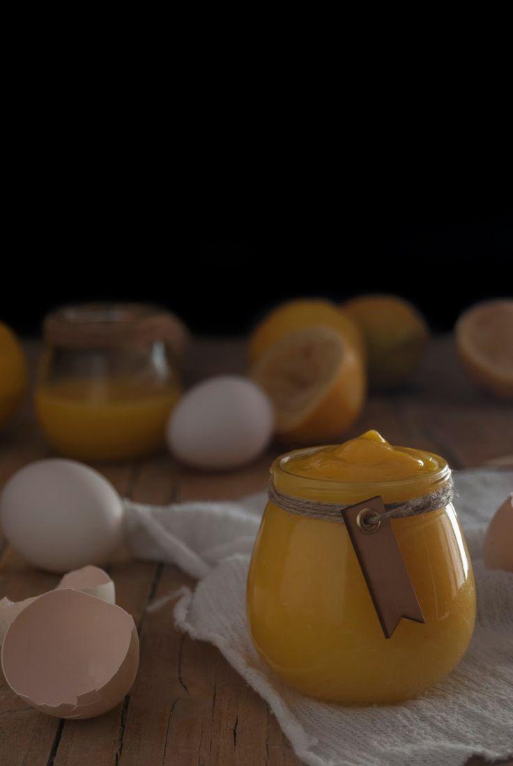 La asaltante de dulces: Receta de crema de limón sin mantequilla/ No butter lemon curd recipe