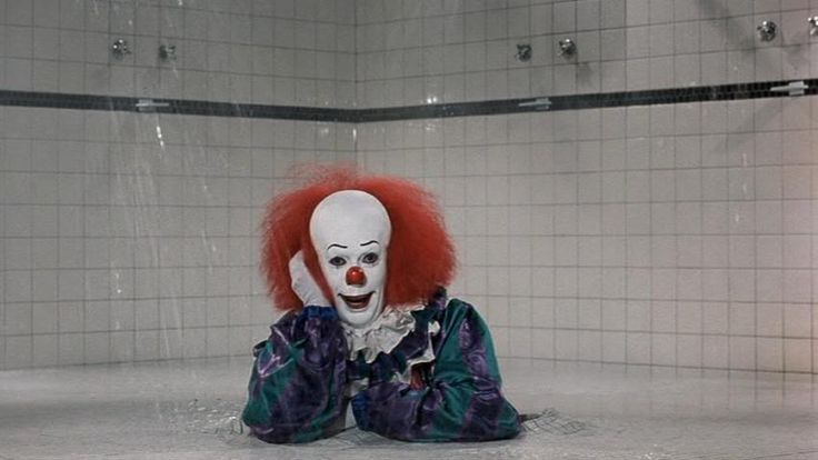"""Pennywise (Tim Curry):  """"I'm every nightmare you've ever had. I'm your worst dream come true. I'm everything you ever were afraid of."""" -- IT (1990)"""