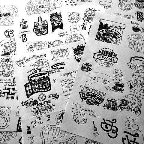 Branding a Bakery: A Logo Case Study by Emily Potts