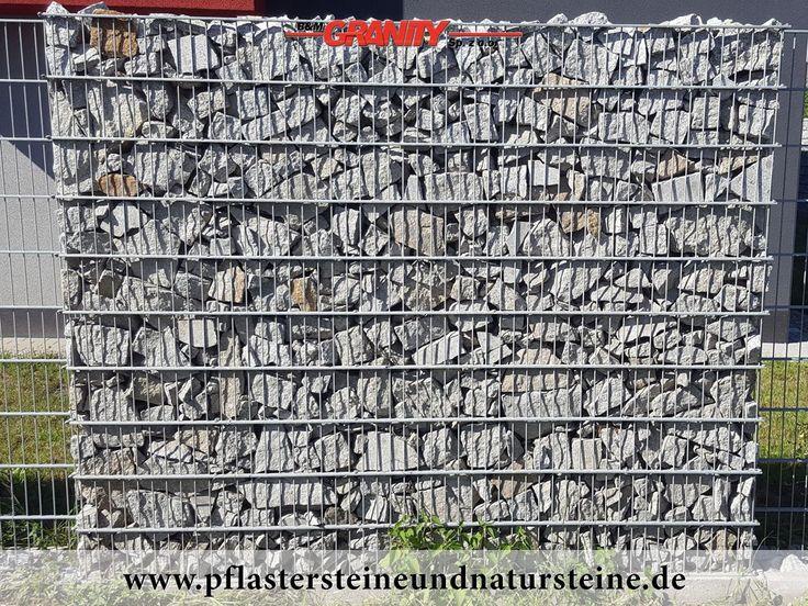 Firma B&M GRANITY-Frostbeständige Natursteine (Granit) aus Polen für Gabionen…