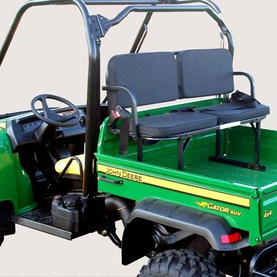 John Deere Gator Accessories >> Deluxe Rumble Seat Utility Vehicle Passenger Seat John Deere