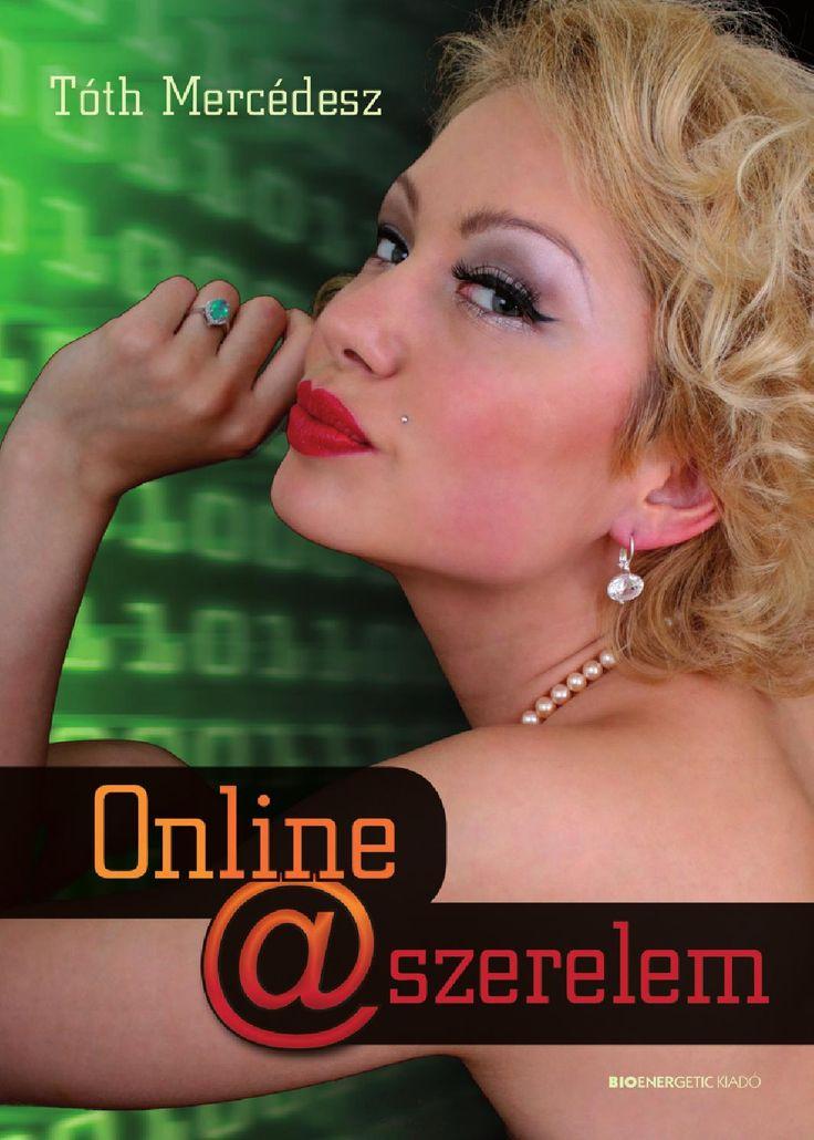 """Tóth Mercédesz: Online szerelem  Webáruház: http://bioenergetic.hu/konyvek/toth-mercedesz-online-szerelem  A szerző nőként, volt társkeresőként és pszichológus szakemberként segíti olvasóit, hogy az elkerülhető csapdahelyzeteket, a hamis közeledéseket és a """"bugyivadászokat"""" felismerve meghatározó lépést tegyenek a boldog párkapcsolat felé vezető úton."""