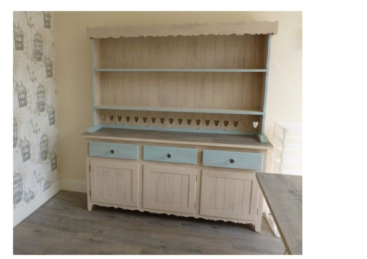Dresser painted with Everlong paint.