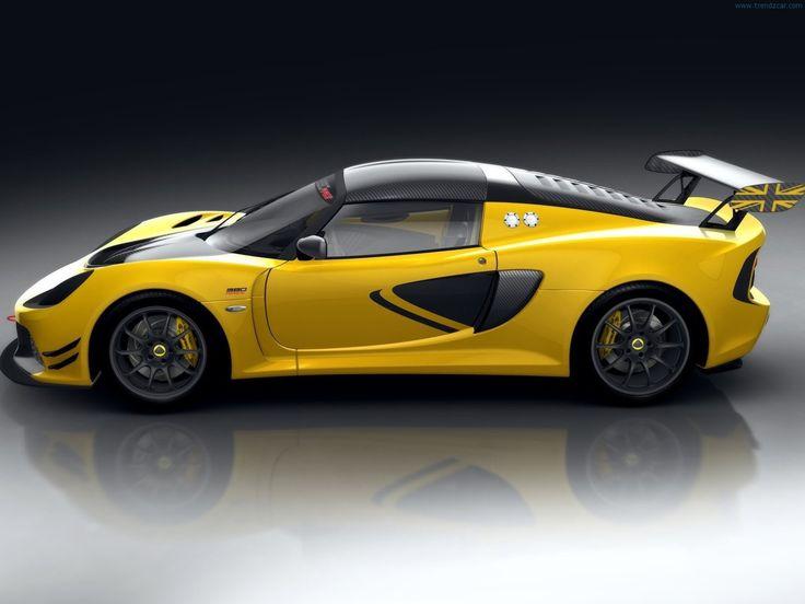 TrendZCar.com - Car Reviews, Pictures, Videos, Prices, and Specs  »  2017 Lotus Exige Race 380