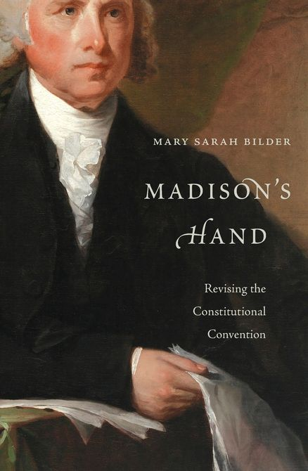 As Mary Sarah Bilder says in the introduction to Madison's Hand: Revising the Constitutional Convention, scholars have known for over a century that James Madison revised the notes he took during the deliberations in Philadelphia over the Constitution. So why write a detailed book on the Convention that then proceeds to include commentary on Federalist 10,Read More