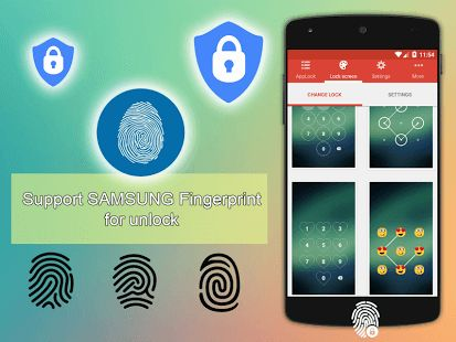 Lock anything and everything in phone using App Locker Master (Protect App)