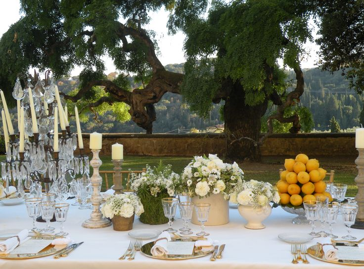 Creative table settings