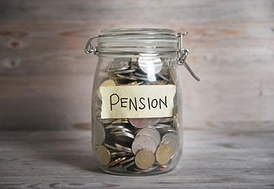 Pension funds heading for 'potential trouble' ©Shutterstock
