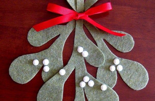 weihnachtsdeko selber basteln schöner weihnachtsschmuck
