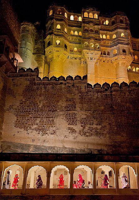 Mehrangarh Fort - Jodhpur, India #india #socialmedia #pictures #art #culture #tourism #delhi #animals #wildlife #forsets #wwf#india #socialmedia #pictures #art #culture #tourism #delhi #animals #wildlife #forsets #wwf