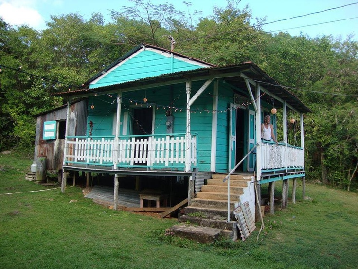 17 best images about casitas de puerto rico on pinterest for Cabine del lago casitas