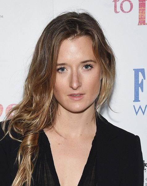 Grace Gummer attends A Celebration for Patricia Clarkson, Presented by FIJI Water and Truvee Wines on December 15, 2015 in New York City.