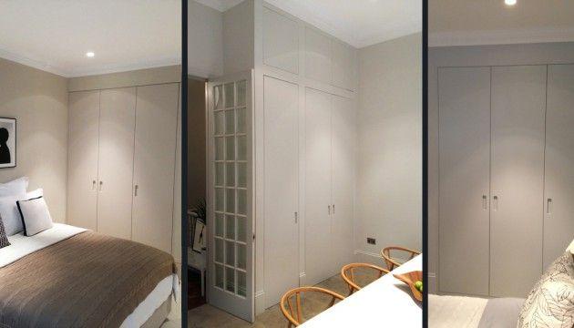 Picky Living, Custom Ordered Doors To Ikea Cabinets And Wardrobes Garderober I Gråton
