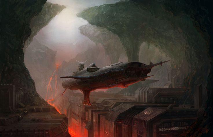 awesome Fond d'écran science fiction haute définition -142