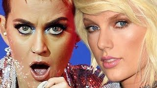 Taylor Swift VS Katy Perry Fake Twitter Followers Exposed