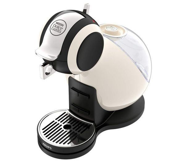krups dolce gusto melody 3 hot drinks machine ivory ivory