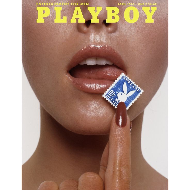 Marmont Hill Art Collective Playboy Cover 'April 1973' Fine Art Print