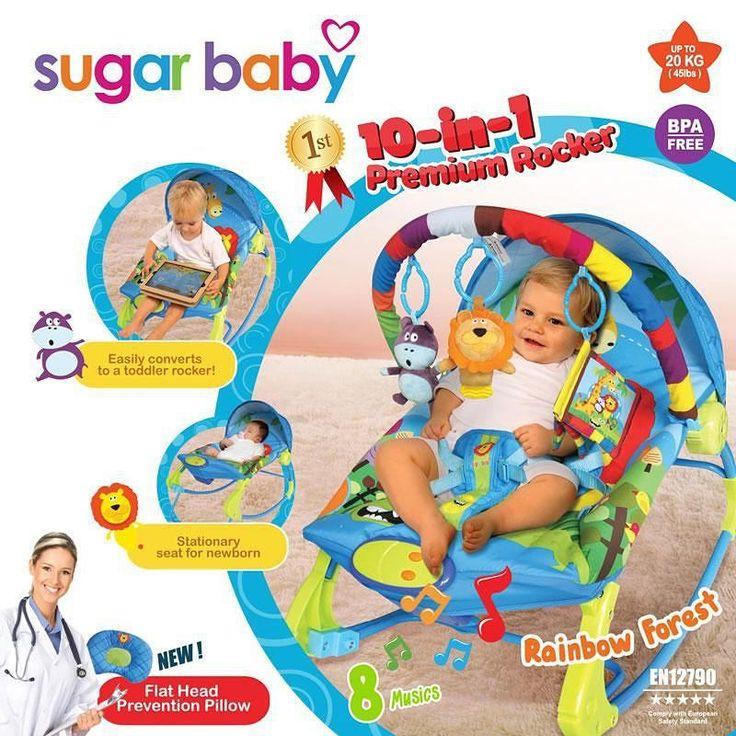 From http//ift.tt/20Y5Pxv Baby bouncer, Perlengkapan