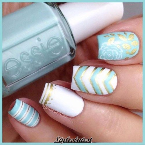 colourful & best nail design you will love