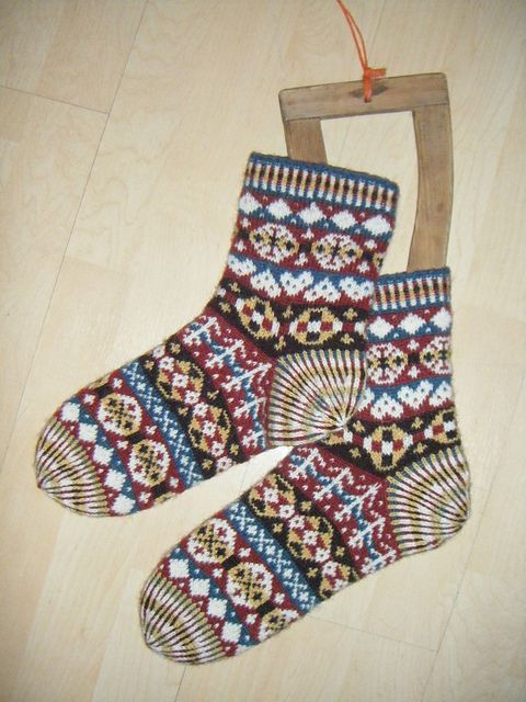 128 best Fair Isle Knits images on Pinterest | Accessories ...