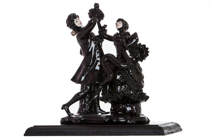 Histoire Noir - Statue