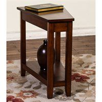 Triangular End Table | ATG Stores $140