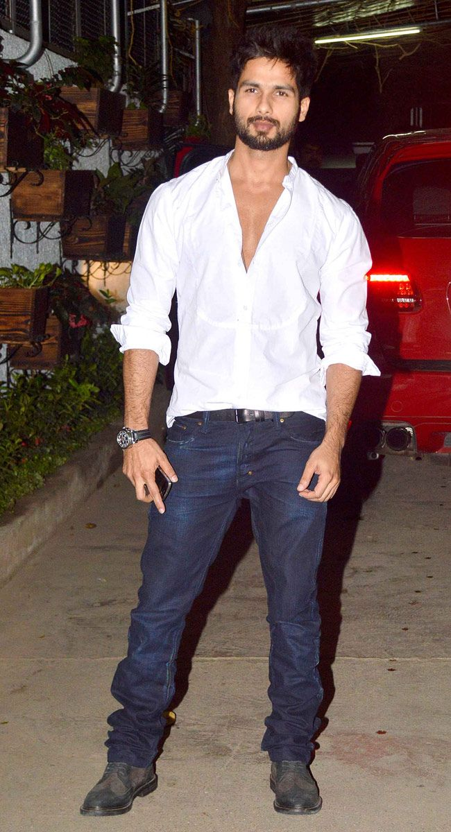 Shahid Kapoor - my FIRST Bollywood crush❤
