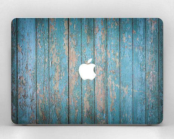MacBook MacBook Pro Skin MacBook Sticker MacBook Skin Wood