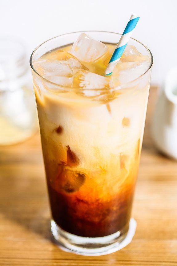 Iced Paleo Coffee Recipe Iced Coffee Sweet And Paleo