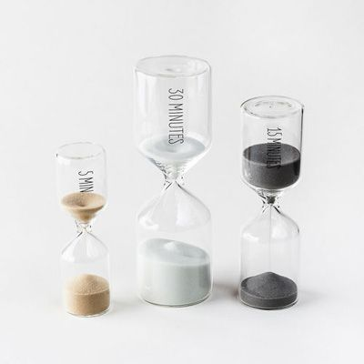 30 Minutes Hourglass