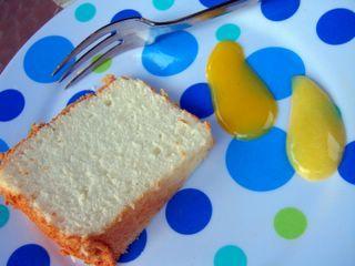 Perfect Angel Food Cake   Baking Bites