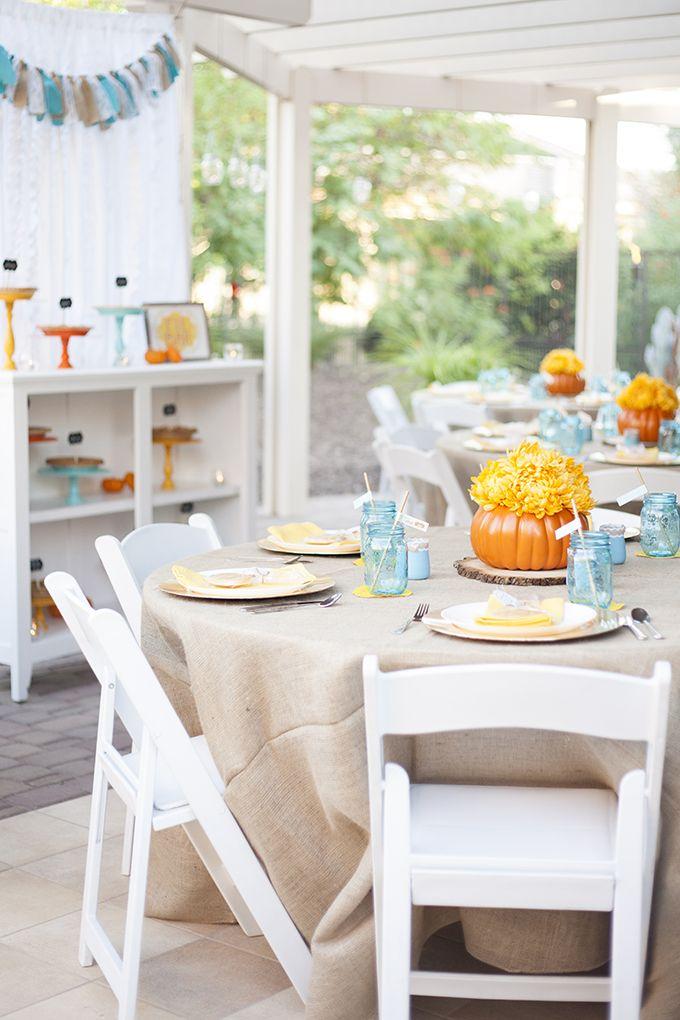 53 best Little Pumpkin Baby Shower images on Pinterest | Fall ...