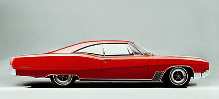 67 Buick Wildcat. Now thats a fastback!