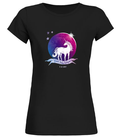 # Unicorn Total Solar Eclipse Kids Shirt .   Beautiful Celestial Unicorn Eclipse shirt for the unicorn lover! The United States will be in the path of totality during August 21, 2017 total solar eclipse. Wear a commemorative eclipse shirt & keep it as memorabilia of this awesome celestial day. SELECT BRAND FOR MORE COLOR CHOICES - Plan a magical unicorn eclipse party with friends be amazed by this phenomenon in the sky over Oregon, Idaho, Tennessee, Missouri, South Carolina, Nebraska…