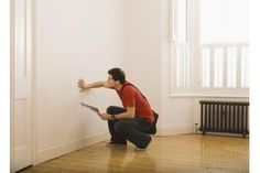 If you have matte painted walls in your home, you know that while they look beautiful, it can be tough to get scuff marks off without scratching or wearing down the paint.  Don't fret.  There are a few tips and tricks you can use to get the marks off of your wall without worrying about doing any damage to the finish.