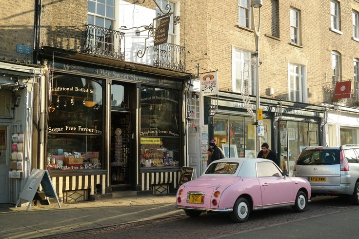 #Cambridge #England #UK #Anglia  Magda Fijołek pracownik działu Marketingu
