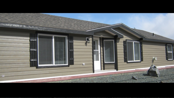 1620 sq ft Manufactured Home