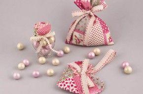 Ιδέες για μπομπονιέρες Ροζ/Φούξια