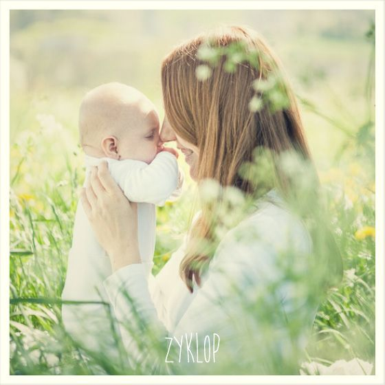 Babyphotography, Spring