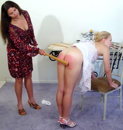 Landladies that spank-2730