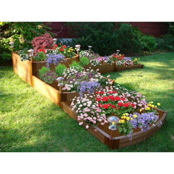 Best 25+ Raised Garden Bed Kits Ideas On Pinterest