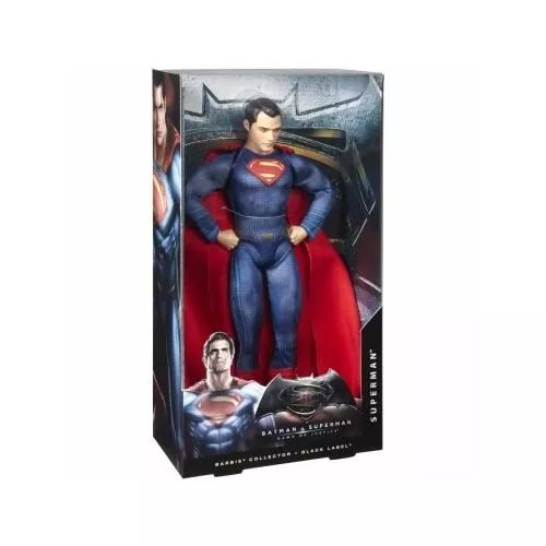 Barbie Collector Btmn Vs Sprmn Superman Doll - $ 2.999,99