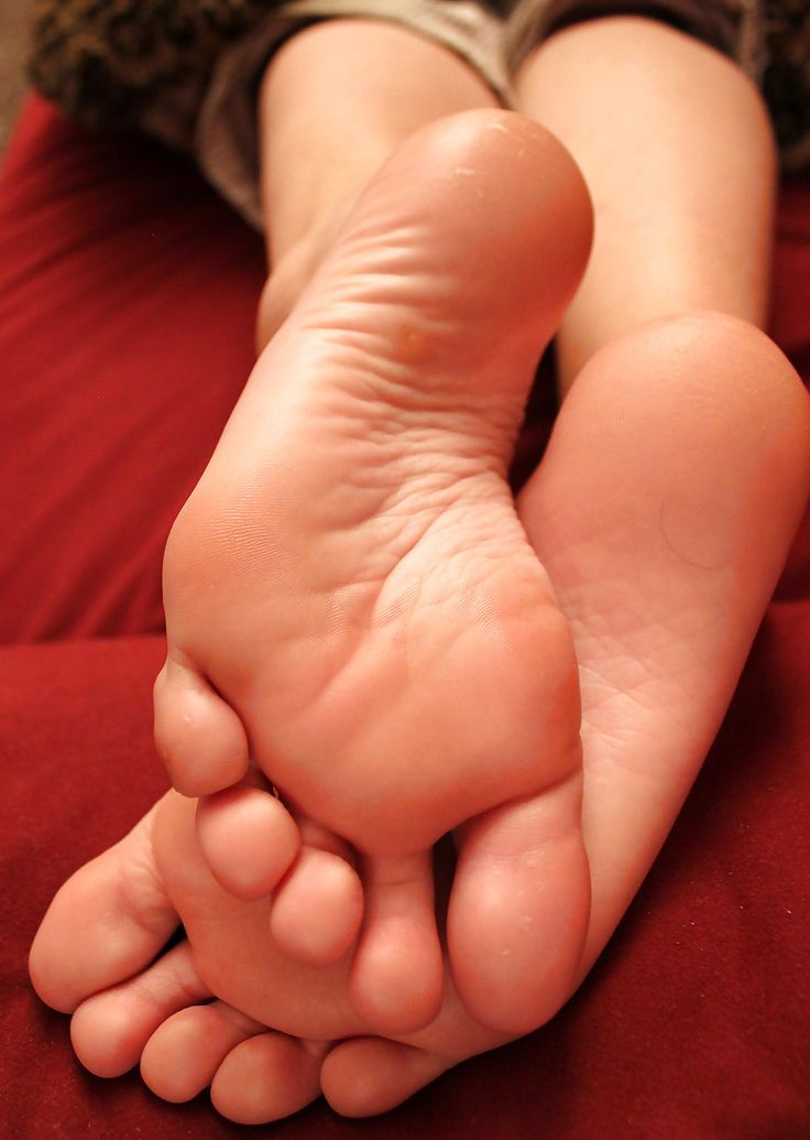 Feet Toes Fetish