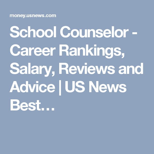 Top  Best School Counselor Salary Ideas On