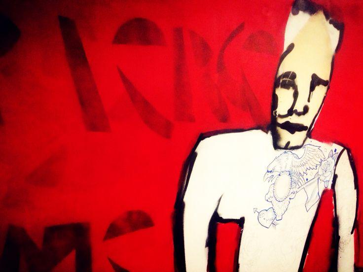 #artoftheday #tattoo #art #schilderij #artist #edwinjanssen #kunst