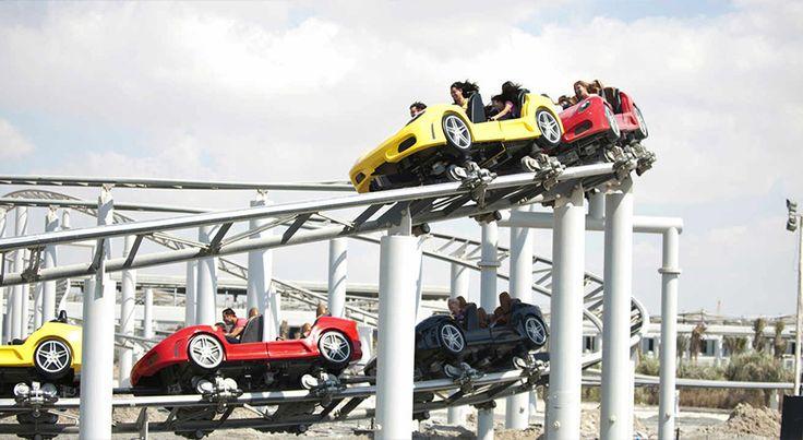 Ervaar de sensatie van het Ferrari World themapark in Abu Dhabi op het Yas Island project. De 4 themaparken, 2 waterparken, 's werelds snelste achtbaan en museum tentoonstellingen zorgen voor een leuk dagje uit voor...