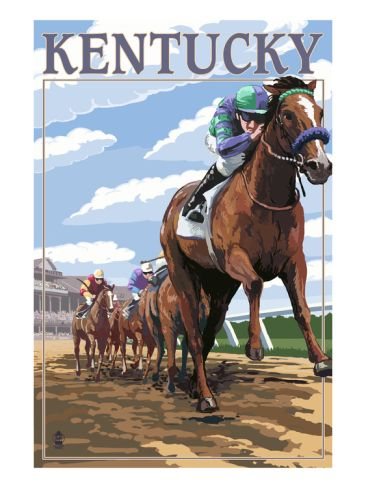 17 Best Poster Horse Racing Images On Pinterest