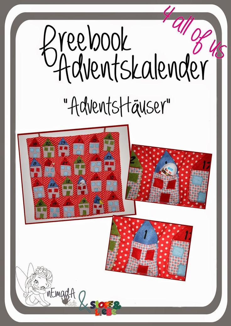 freebook Adventskalender