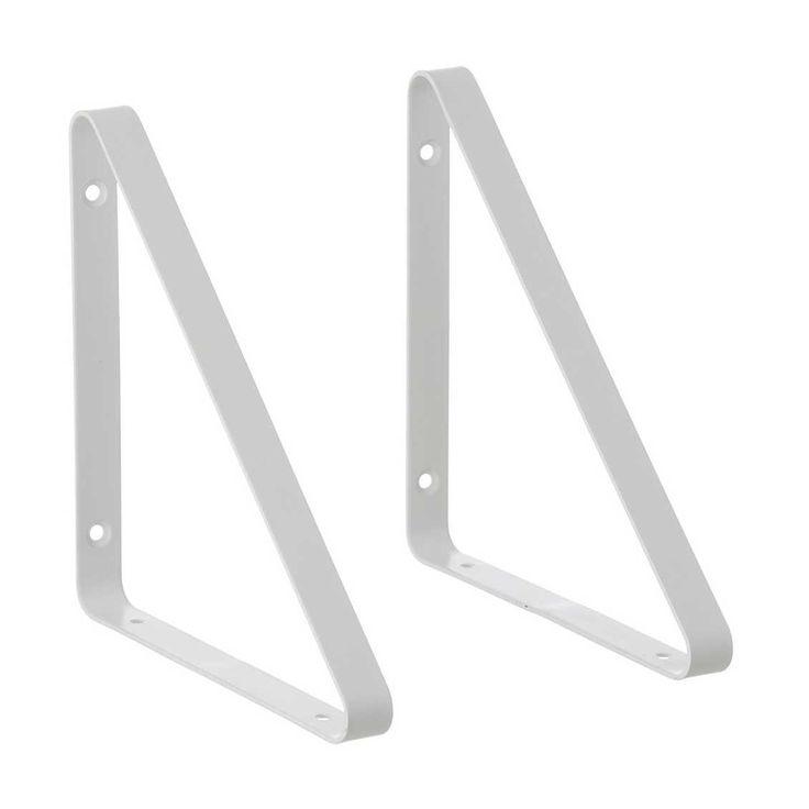 Metal Shelf Hangers Wit
